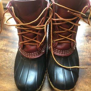 LL Bean boots size 6